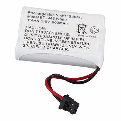 3.6V 800mAh Cordless Phone Replacement Battery for Uniden BT-446 BT1005 DCT646