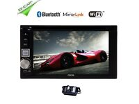 6.2 Inch Screen in Dash Car Stereo Radio Universal Android 5.1