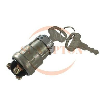 IGNITION KEY SWITCH 4 150cc 250cc HAMMERHEAD JOYNER KEYSWITCH GO KART 50cc 90cc