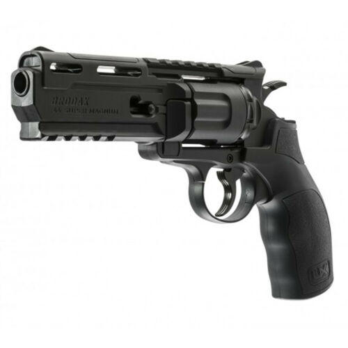 UMAREX Brodax Co2 Powered Tactical .177 Caliber BB Air Pistol Revolver 2252109
