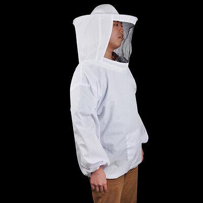 Professionell Imker Bienenschutz Jacke Kittel Hut Veil Schal Bienenschutz Kleid