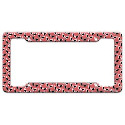Cat Eye License Plate Frame - Cat Eye Glasses Sunglasses License Plate Tag Frame