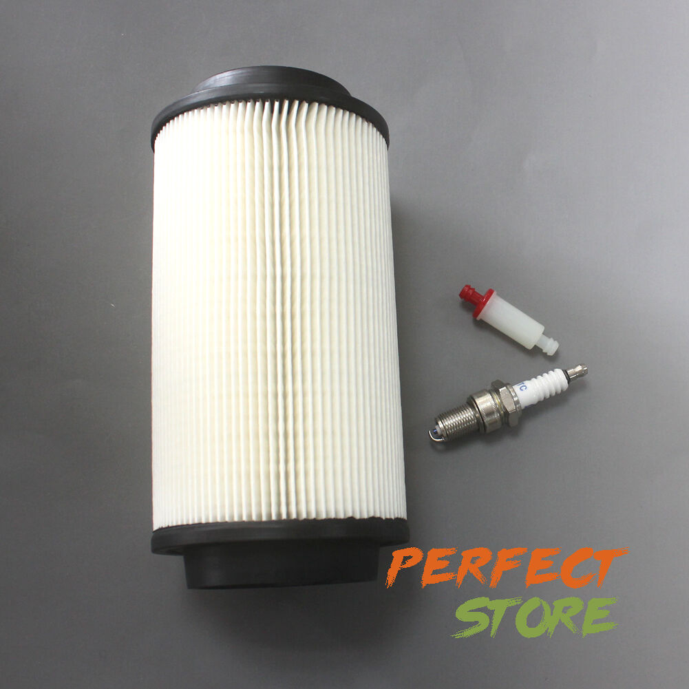 Air Filter Tune Up Kit For Polaris Sportsman 335 400 500 550 570 Xp Fuel One
