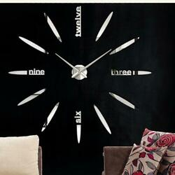 Modern Wall Clock Designs Frameless Large Interior Wall Clock Home Decor