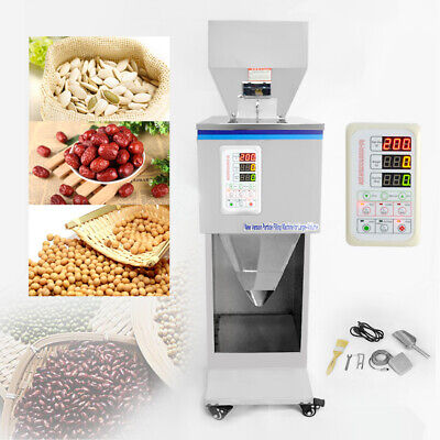 Seed Machine Filler Weigh For Automatic Powder Grain10999g Racking Tea Filling