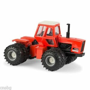 NEW! Ertl 1/64 Allis Chalmers 7580 4WD Tractor