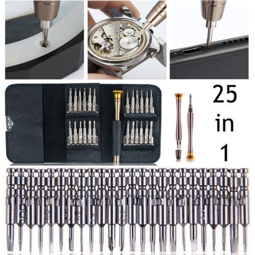 25 in 1 precision torx screwdriver set