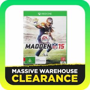 Madden NFL 15 (XB1, XBO, Xbox One) Tullamarine Hume Area Preview