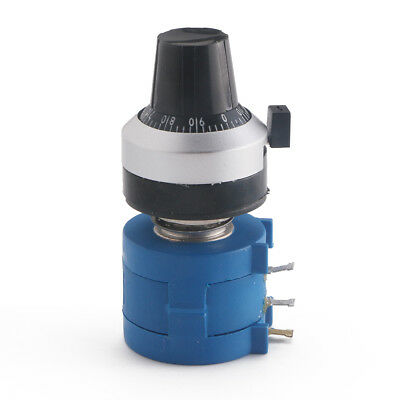 10k Ohm 3590s-2-103l Potentiometer With 10 Turn Counting Dial Rotary Knob