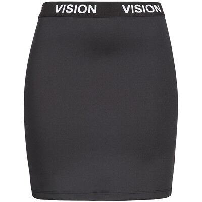 Vision Street Wear Damen Fitness Rock Bodycon Sport Training Skirt Sportrock neu