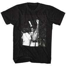 Muhammad Ali Mens T-Shirt New HANDS UP Official ALI Logo ...