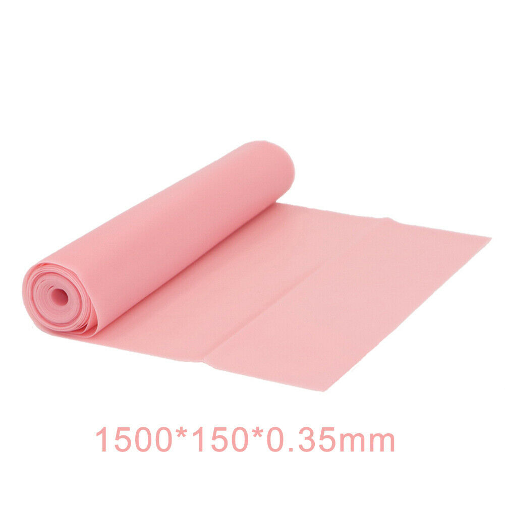 Gym Fitness Equipment Strength Training Elastic Resistance Bands Sport Pilates