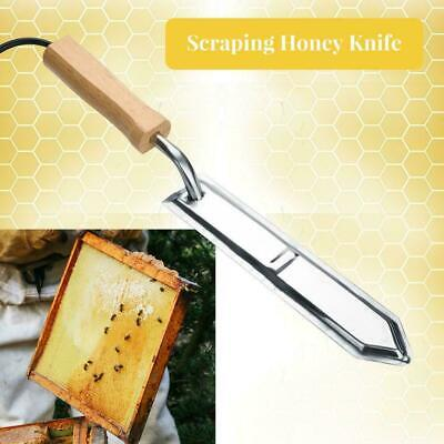 Bee Equipment Electric Scraping Honey Knife Beekeeping Wax Uncapping Tool Us