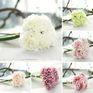 1-Bouquet-Artificial-Fake-Peony-Silk-Flower-Hydrangea-Home-Wedding-Garden-Decor