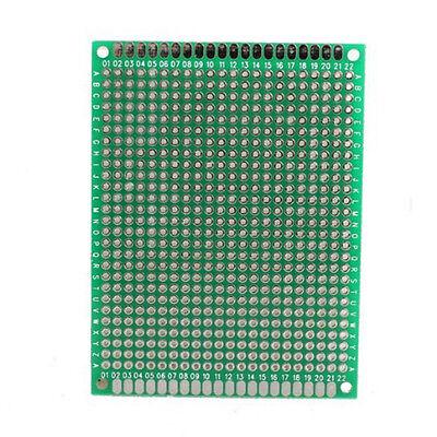 5pcs 6x8cm Double-side Prototype Pcb Universal Printed Circuit Board