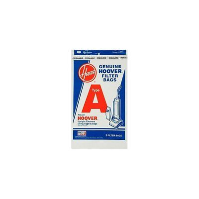 - Hoover 4010001A Type A Vacuum Bags, 3 Bags