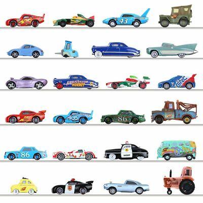 Mattel Disney Pixar Cars Friends of Radiator Springs 1 Spielzeug Autos 1:55 Toy ()