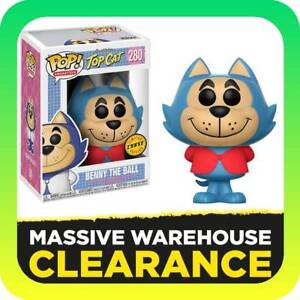 Funko POP! Vinyl #280 Benny the Ball Chase Exclusive Tullamarine Hume Area Preview