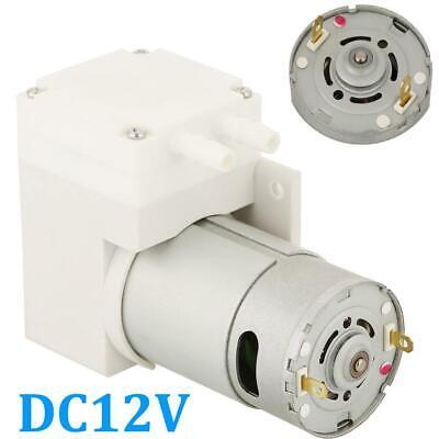 Dc12v Mini Vacuum Pump Negative Pressure Suction Pumping 7lmin -76kpa Us Stock