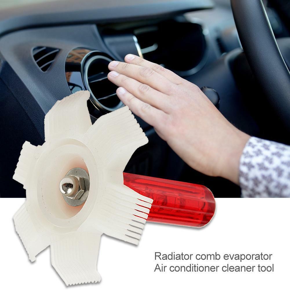 Universal Auto Car Radiator Condenser Evaporator Fin Straigh