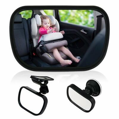 Baby Mirror Back Car Seat Cover for Infant Child Toddler Rear Ward Safety View (Child Baby Car Seat)