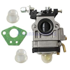 Carburetor-w-free-Gasket-for-MOTOVOX-MVS10-Gas-Powered-Scooter-43cc-49cc-Engine