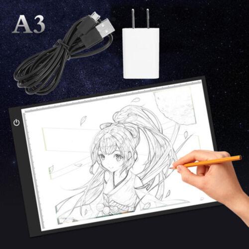 A3 Zeichnung Grafiker Grafiktablett Zeichentablet USB Tablet Animation Skizze GL