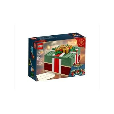LEGO 40292 Christmas Gift Box Limited Edition Holiday Set - NEW AND SEALED