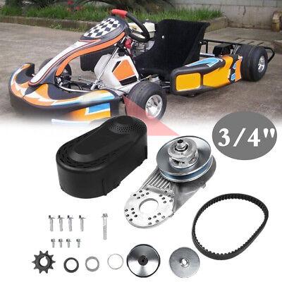 "3/4"" Go Kart Drehmomentwandler Kit 30 Series Automatikkupplung für ATV20/30 Kart"