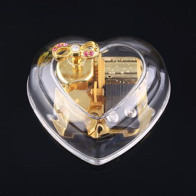 US Ship Wind Up Music Box Gorgeous Heart Shape : YOU ARE MY SUNSHINE Lady Gift](You Are My Sunshine Gifts)