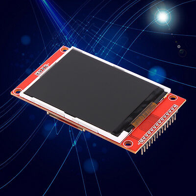 Hot 240x320 64k Spi Tft Lcd Panel Serial Port Module 2.8 Pcb Ili9341 5v3.3v