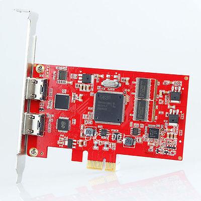 HD72B High-Def Video Capture Card Grabber HDMI 720p/1080i wi