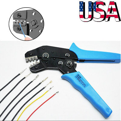 Powerful Sn-28b Pin Socket Terminal Crimping Tool Crimper For Jst-sm Dupont Us