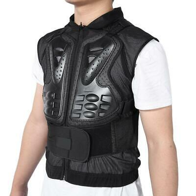Motorcycle Vest Body Armor Protector Racing Protective Gear Jackets Sleeveless