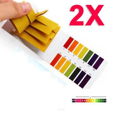 Universal 160 Full Range 1-14 Ph Test Indicator Paper Strips Litmus Testing