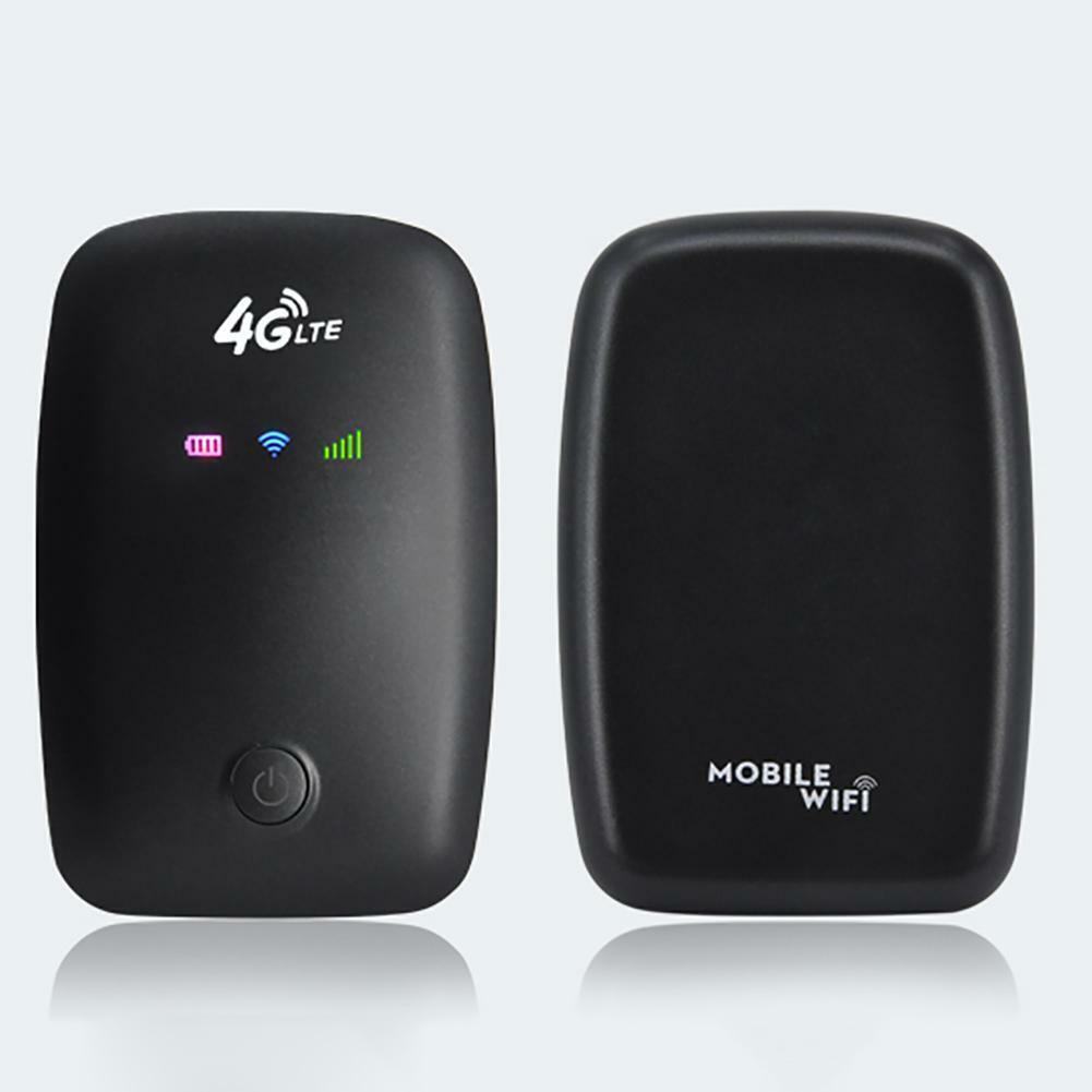 Portable 4G Router LTE Wireless Car Mobile Wifi Hotspot SIM