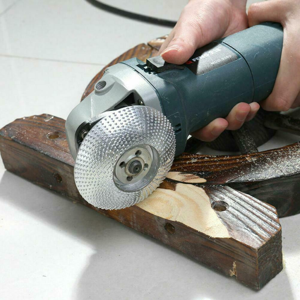 Grinding head hundred pages electric grinding head polishing woodworking wh B0I0