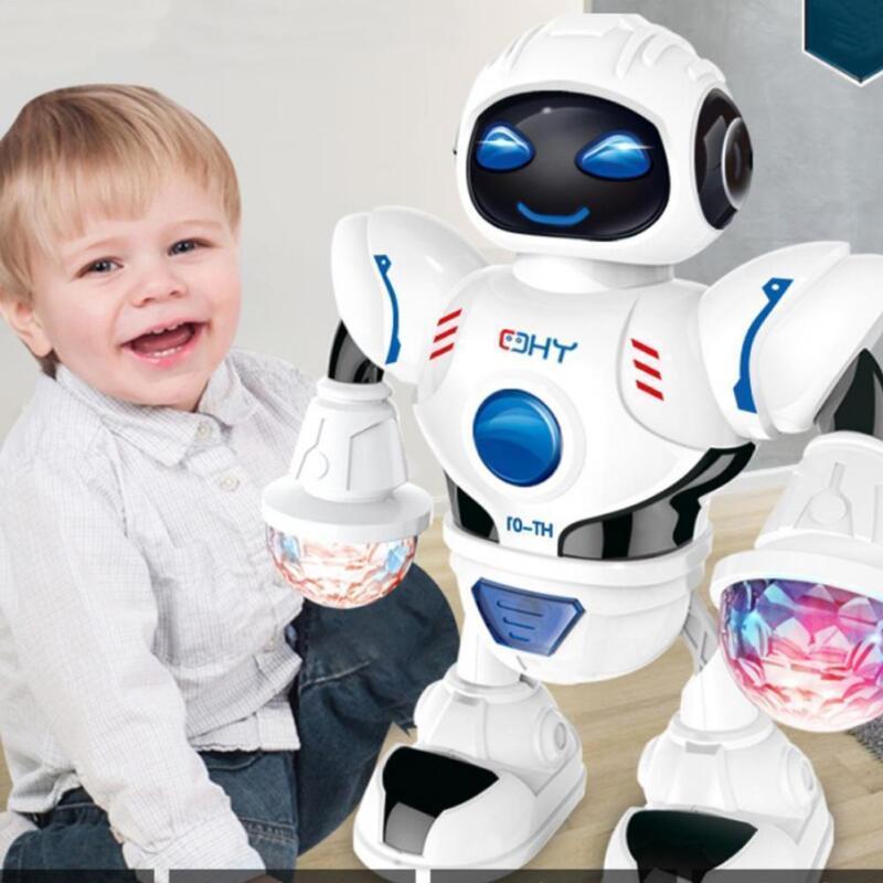 Toys For Boys Robot Kids Toddler Robot 3 4 5 6 7 8 9 Year Old Age Boys Xmas Gift