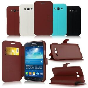 wallet leather flip case cover pouch for samsung galaxy