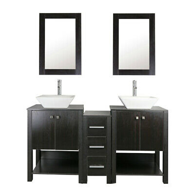 Double Sink Vanity Top (60