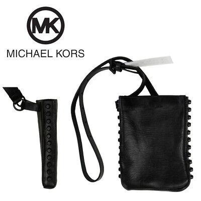 Michael Kors Studded Small Belt Bag Fanny Pack Small Clothing, Shoes & Accessories