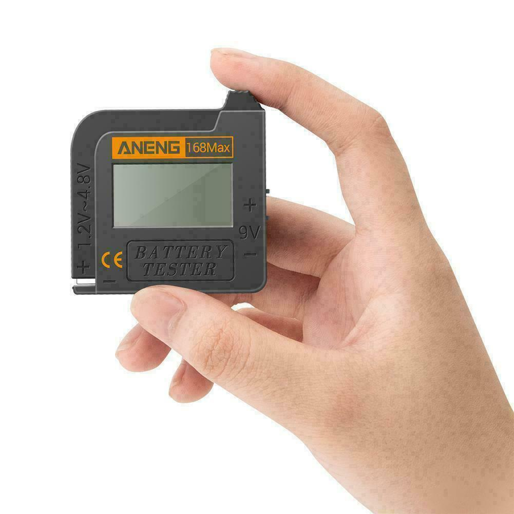 Battery Cell Power Volt Tester Checker For AAA / AA Cell / K9H6 Button 9 / F1Q6 - $8.41
