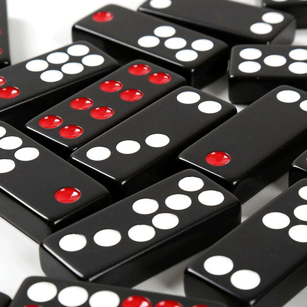 1x silicone diy dominoes game toy making