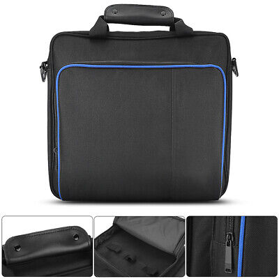 Black For PS4 Game Consoles Accessories Handbag Storage Bag Travel Carry Case