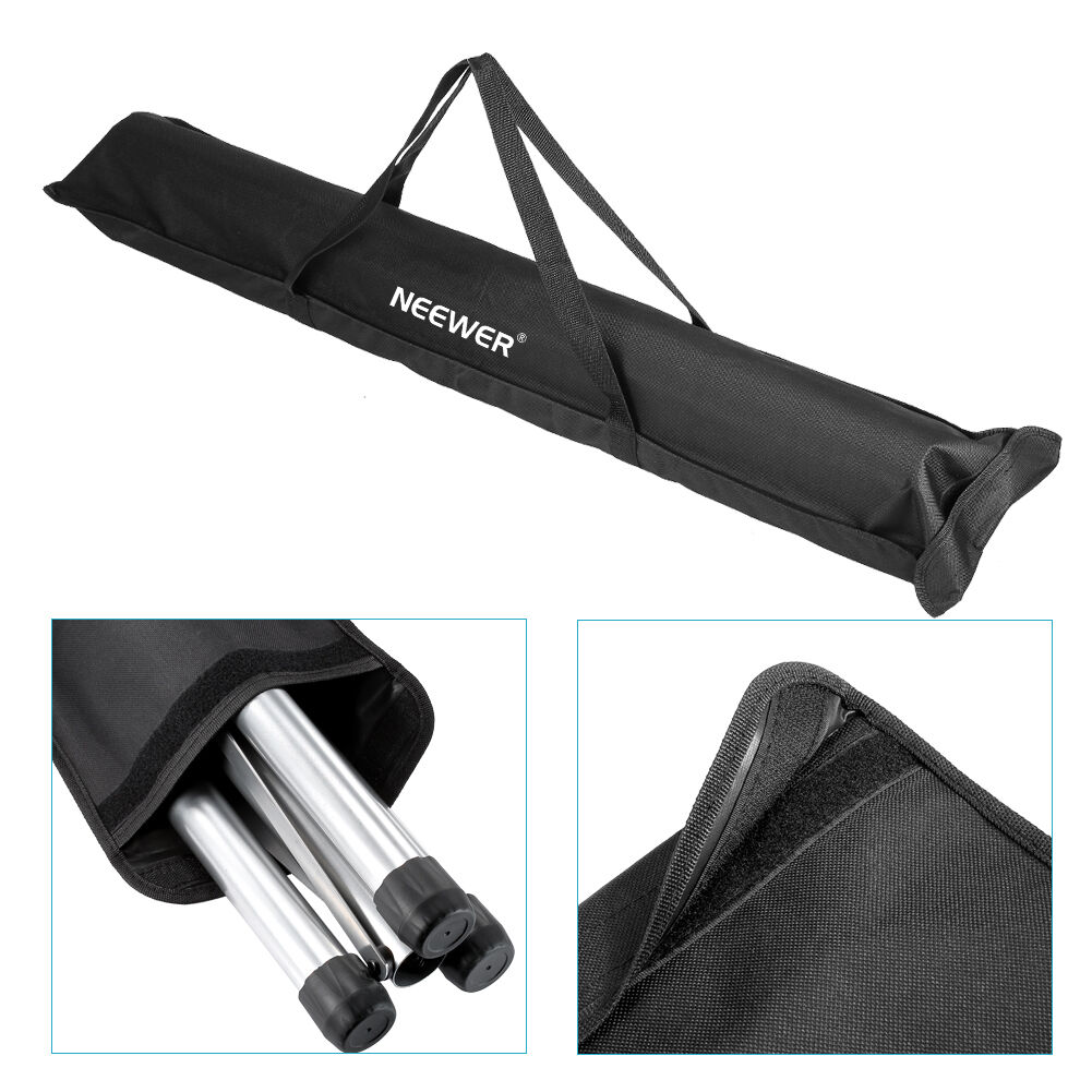 """Neewer 42.5"""" / 108cm Durable Tripod Speaker Stand Carrying B"""
