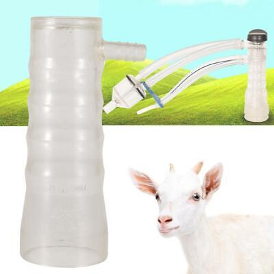 5.5 Goat Sheep Collecting Milk Milker Machine Part Milker Claw Milking Teat Cup