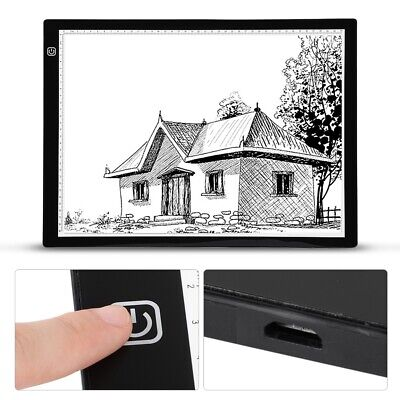 USB A3 Stepless Dimming LED Painting Copying Board Magnetic Memory Light Box
