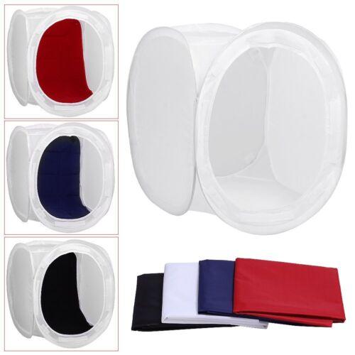 32x32 inch/80x80 cm Photo Studio Shooting Tent Light Cube Diffusion Soft Box Kit