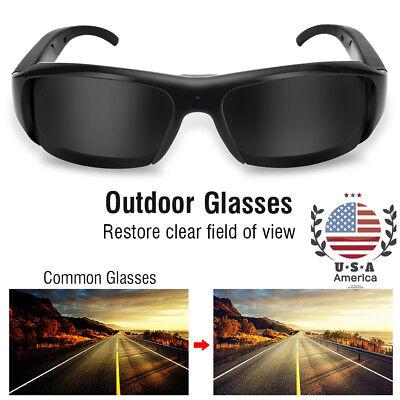 US Digital Camera Sunglasses HD Glasses Spy Eyewear DVR Video Recorder (Digital Camera Sunglasses)