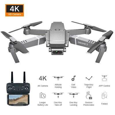 Drone x Pro Foldable Quadcopter Drone 1080P Dual Camera|5G WiFi FPV GPS 3D RC